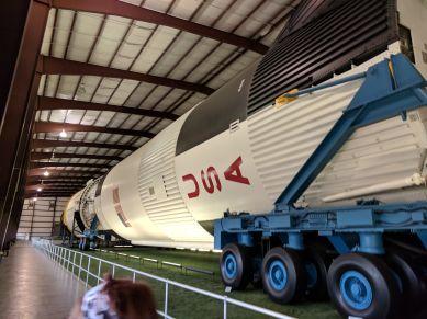 Saturn V Rocket!